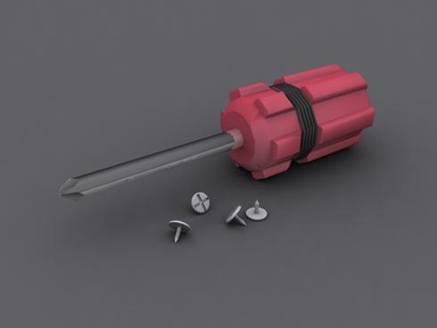 WEEK 4 - screwdriver